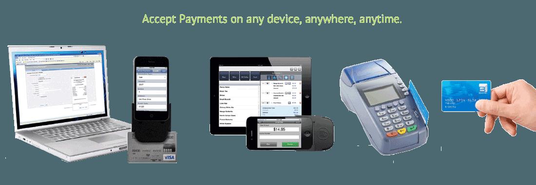 Credit Card Terminal Machines Dallas, Texas