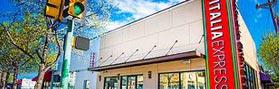 Italia Express Cedar Springs, Dallas, Texas