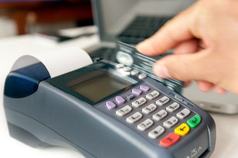 Merchant Services Credit Card Terminal