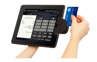 Lavu Mobile iPad POS