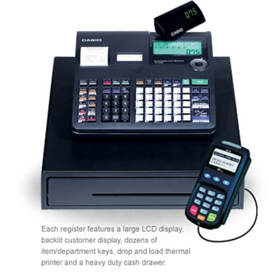 Harbortouch Cash Register Sales